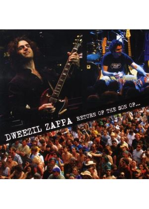 Dweezil Zappa - Return of the Son of Shoogagoogagunga (Music CD)
