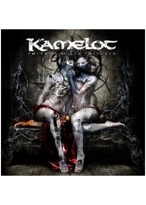 Kamelot - Poetry For The Poisoned (Music CD)