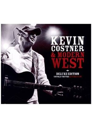 Kevin Costner & Modern West - Untold Truths/Turn It On (The Story So far) (Music CD)