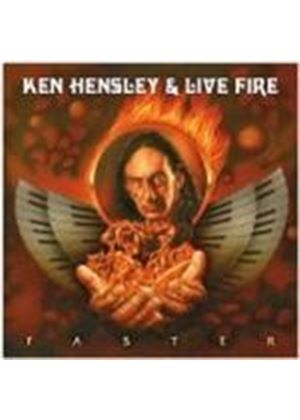 Ken Hensley & Live Fire - Faster (Music CD)