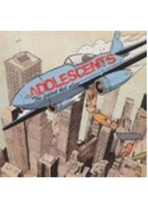 Adolescents (The) - The Fastest Kid Alive (Music CD)