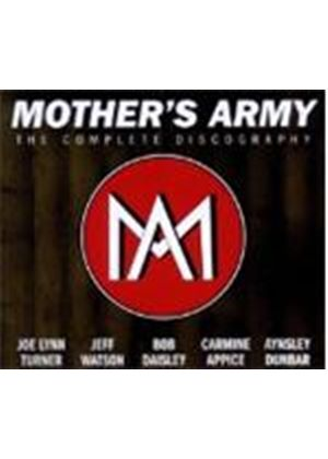 Mother's Army - The Complete Discography (Music CD)