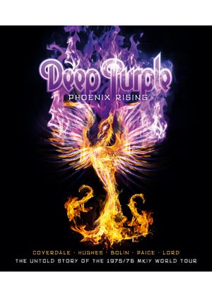 Deep Purple - Phoenix Rising (Blu-Ray)