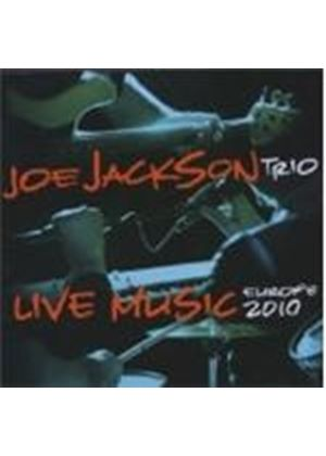 Joe Jackson - Live Music (Music CD)