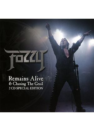 Fozzy - Chasing The Grail / Remains Alive (Music CD)