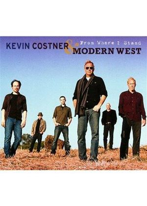 Kevin Costner - From Where I Stand (Music CD)