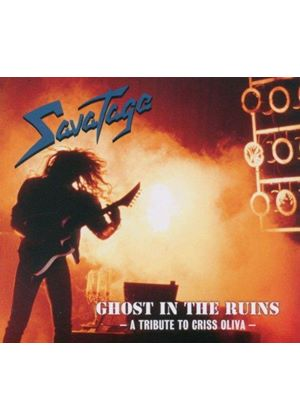 Savatage - Ghost in the Ruins (A Tribute to Chris Oliva) (Music CD)