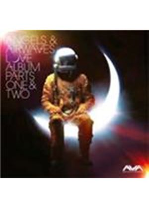 Angels & Airwaves - Love Album Parts One & Two (Music CD)