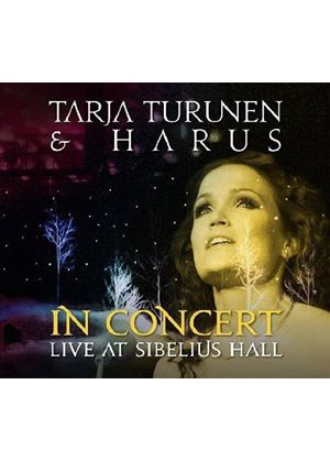 Tarja Turunen & Harus - In Concert (Live At Sibelius Hall/Live Recording/+Blu Ray) (Music CD)