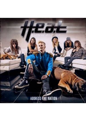 H.E.A.T. - Address the Nation (Music CD)