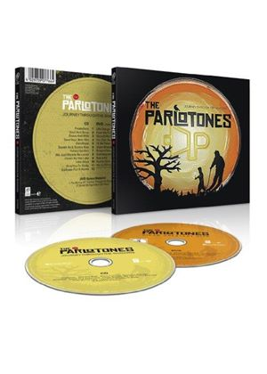 Parlotones (The) - Journey Through the Shadows (+2DVD) (Music CD)