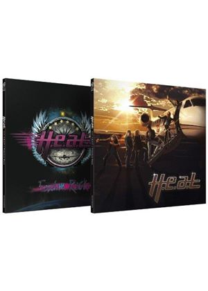 H.E.A.T. - H.E.A.T / Freedom Rock (Music CD)
