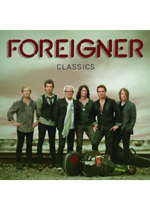 Foreigner - Foreigner Classics (Music CD)