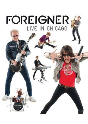 Foreigner - Live in Chicago (Blu Ray)