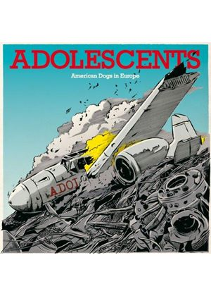 Adolescents (The) - American Dogs In Europe (Music CD)