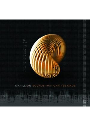 Marillion - Sounds That Can't Be Made (Music CD)