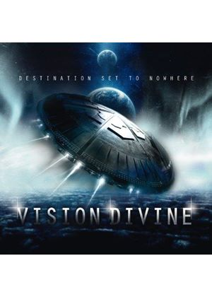 Vision Divine - Destination Set To Nowhere (Music CD)