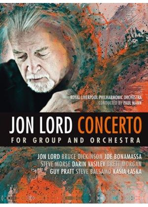 Jon Lord: Concerto for Group and Orchestra (+DVD)