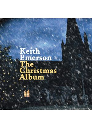 Keither Emerson - The Christmas Album (Music CD)