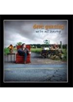 Dave Gunning - We're All Leaving (Music CD)