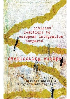 Citizens Reactions To European Integration Compared