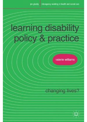 Learning Disability Policy And Practice