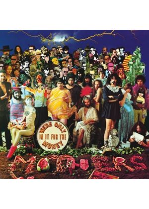 Frank Zappa - We're Only In It For The Money (Music CD)