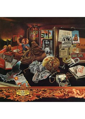 Frank Zappa - Over-Nite Sensation (Music CD)