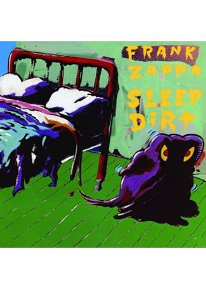 Frank Zappa - Sleep Dirt (Music CD)