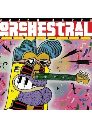 Frank Zappa - Orchestral Favorites (Music CD)