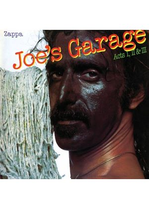 Frank Zappa - Joe's Garage Acts I, II & III (Music CD)