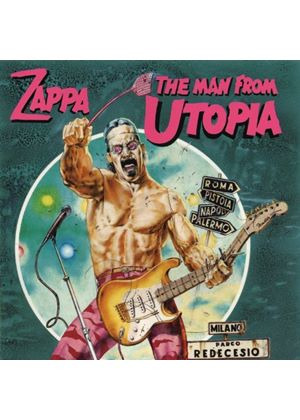 Frank Zappa - The Man From Utopia (Music CD)