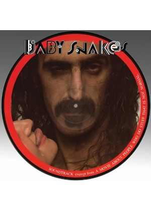 Frank Zappa - Baby Snakes (Music CD)
