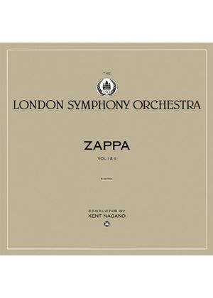 Frank Zappa - London Symphony Orchestra, Vols. I & II (Music CD)