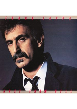 Frank Zappa - Jazz from Hell (Music CD)