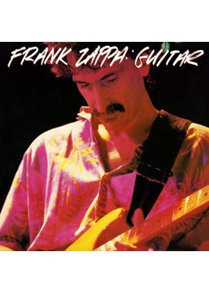 Frank Zappa - Guitar (Live Recording) (Music CD)