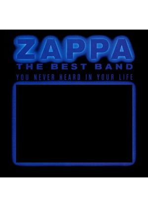 Frank Zappa - Best Band You Never Heard in Your Life (Live Recording) (Music CD)