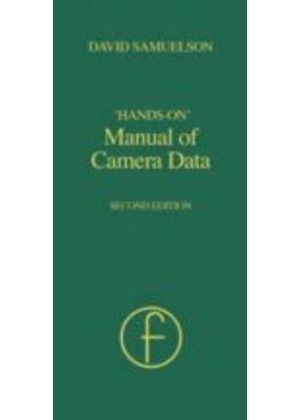 Hands-On Manual Of Camera Data