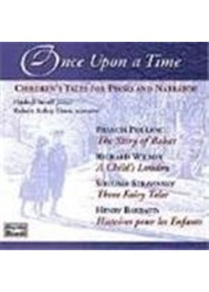 Once Upon a Time - Children's Tales for Piano & Narrator