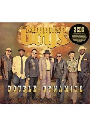 Mannish Boys - Double Dynamite (Music CD)