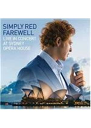 Simply Red - Farewell (Live Recording/+DVD)