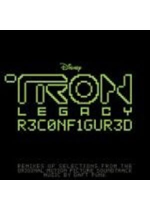 Daft Punk - Tron Legacy: Reconfigured (Music CD)