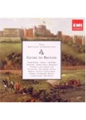 British Composers Guide to Britain (Music CD)