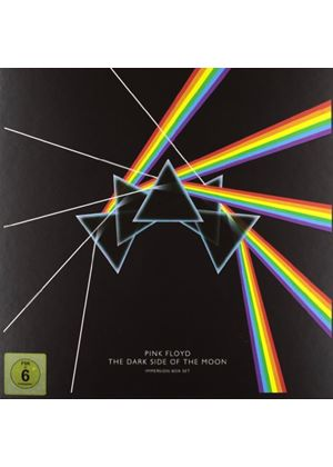 Pink Floyd - The Dark Side Of The Moon (Immersion Boxset) (Music CD)