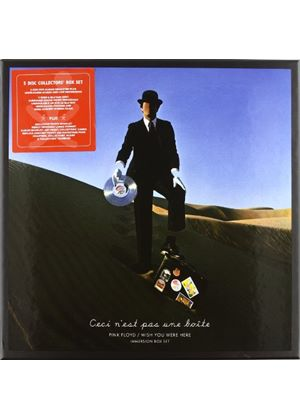 Pink Floyd - Wish You Were Here (2011 Immersion Box Set) (Music CD)