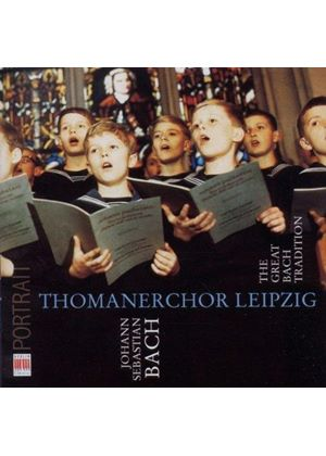 Thomanerchor Leipzig: The Great Bach Tradition (Music CD)