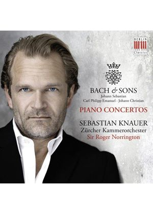 Bach & Sons: Piano Concertos (Music CD)