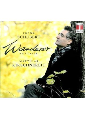Schubert: Wanderer Fantasie (Music CD)