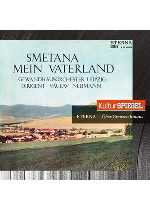 Smetana: Mein Vaterland (Ma Vlast) (Music CD)