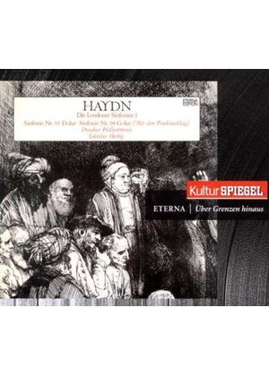 "Haydn: Symphonies Nos. 93, 94 ""Surprise"", 103 ""Drum Roll"" (Music CD)"